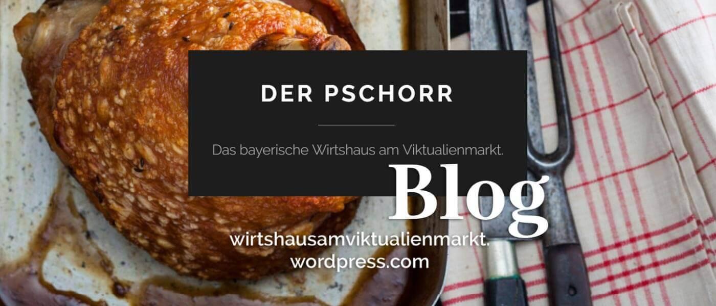 """Bierausschank aus dem gekühlten Holzfass im bayerischen Wirtshaus """"Der Pschorr""""."""
