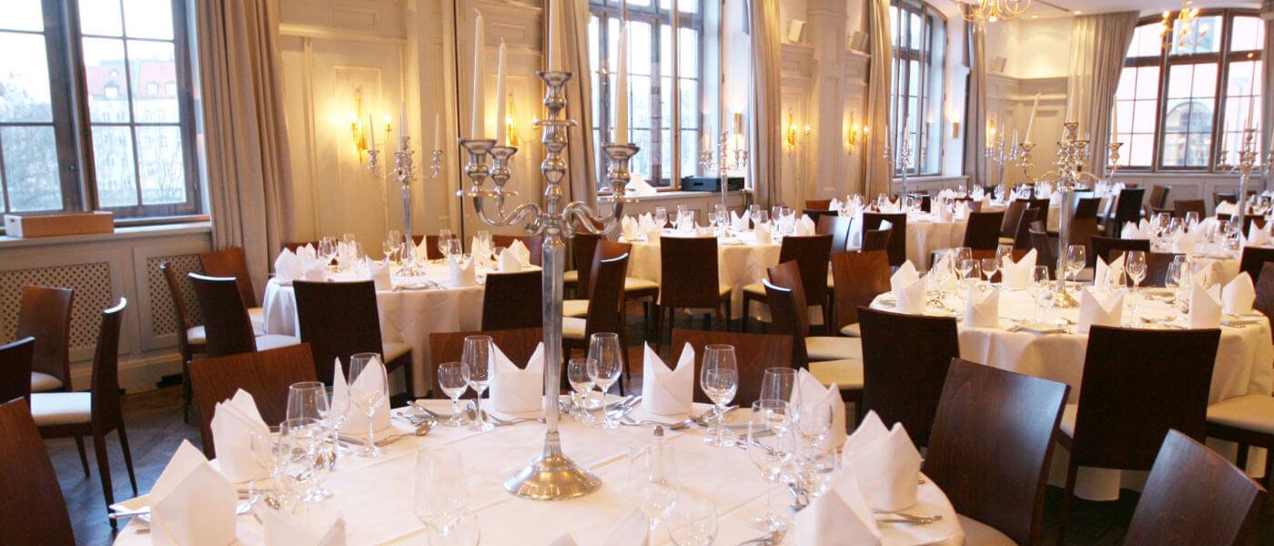 Hochzeit Feiern Im Hotel In Munchen